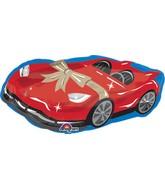 """36"""" Jumbo Race Car Balloon"""
