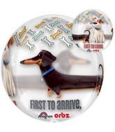 "16"" Orbz Jumbo Secret Life of Pets Balloon Packaged"