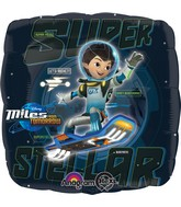 """18"""" Miles from Tomorrowland Balloon Packaged"""