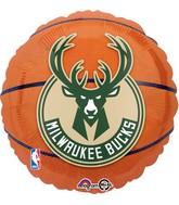 """18"""" Milwaukee Bucks Balloon"""