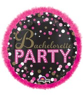 "32"" Doo Dad Bachelorette Sassy Party Balloon"