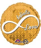 """18"""" Infinite Love Balloon"""