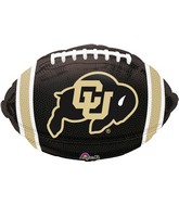 "17"" University of Colorado Balloon Collegiate"
