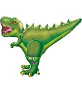 """36"""" Jumbo T-Rex Balloon Packaged Dinosaur"""