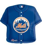 """24"""" Jumbo New York Mets Jersey Balloon"""