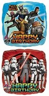 "18"" Star Wars Rebels Birthday Balloon"