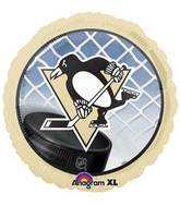 "18"" NHL Pittsburgh Penguins Mylar Balloon"