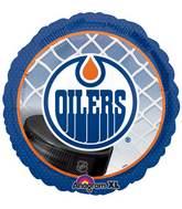 """18"""" NHL Edmonton Oilers Mylar Balloon"""