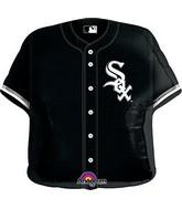 "24"" MLB Chicago White Sox Jersey Balloon"