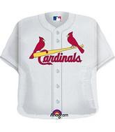"""24"""" MLB St. Louis Cardinals Jersey Balloon"""