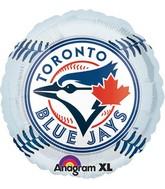 "18"" MLB Toronto Blue Jays Baseball Balloon"