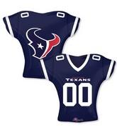 """24"""" Balloon Houston Texans Jersey"""