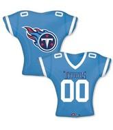 """24"""" Balloon Tennessee Titans Jersey"""