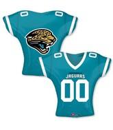 """24"""" Balloon Jacksonville Jaguars Jersey"""