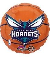 """18"""" Charlotte Hornets Balloon"""