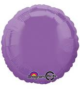 "18"" Spring Lilac Decorator Circle"