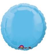 "18"" Pale Blue Decorator Circle"