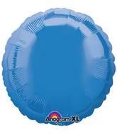 "18"" Periwinkle Blue Decorator Circle"