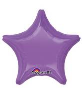 "18"" Spring Lilac Decorator Star"