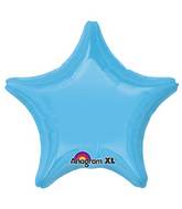"18"" Pale Blue Decorator Star"