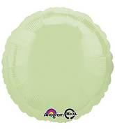 "18"" Leaf Green Decorator Circle"