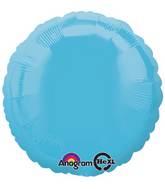 "18"" Caribbean Blue Decorator Circle"