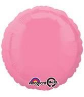 "18"" Bright Bubble Gum Pink Decorator Circle"