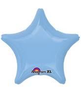 "18"" Pastel Blue Decorator Star"