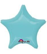 "18"" Robins Egg Blue Decorator Star"