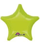 "18"" Kiwi Green Decorator Star"