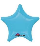 "18"" Caribbean Blue Decorator Star"