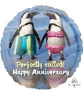 """18"""" Avanti Anniversary Balloon"""