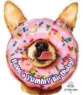 """18"""" Avanti Yummy Birthday Balloon"""