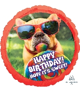 """28"""" Avanti Sweet Birthday Balloon"""