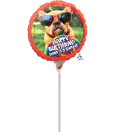 "9"" Avanti Sweet Birthday Balloon"