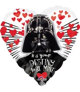 "18"" Star Wars - Love Balloon"