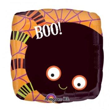 """18"""" Boo Foil Halloween Foil Blaloon"""