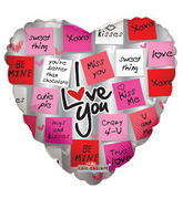 """9"""" Love Notes"""