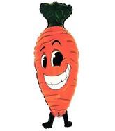 """39"""" Foil Shape Carrot Vegetable Balloon"""