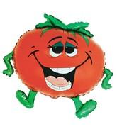 "22"" Fruit Balloon Super Shape Tomato"