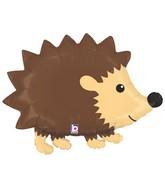 "30"" Foil Shape Balloon Woodland Hedgehog"
