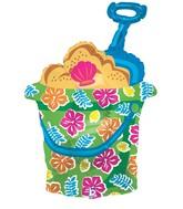 "34"" Beach Bucket Sand Shovel"