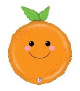 "26""  Grocery Store Produce Pal Orange"
