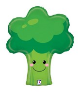"26""  Grocery Store Produce Pal Broccoli"