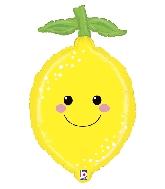 """29"""" Foil BalloonGrocery Store Produce Pals Lemon"""
