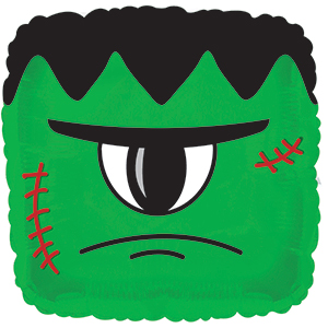 """18"""" Green Monster"""
