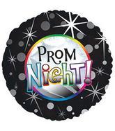 """17"""" Prom Night Balloon"""