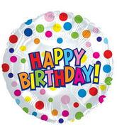 "17"" Happy Birthday Treat Packaged"