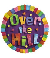 """18"""" Over The Hill"""