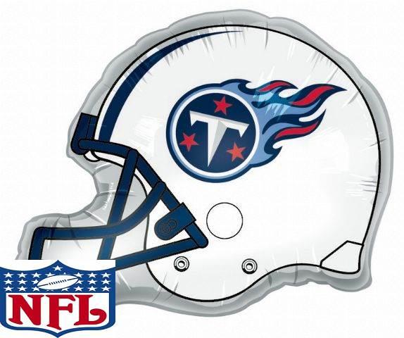 "26"" Team Helmet Balloon Tennessee Titans"